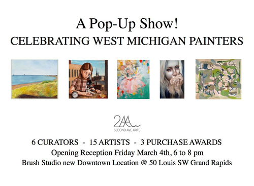 Celebrating West Michigan Painters