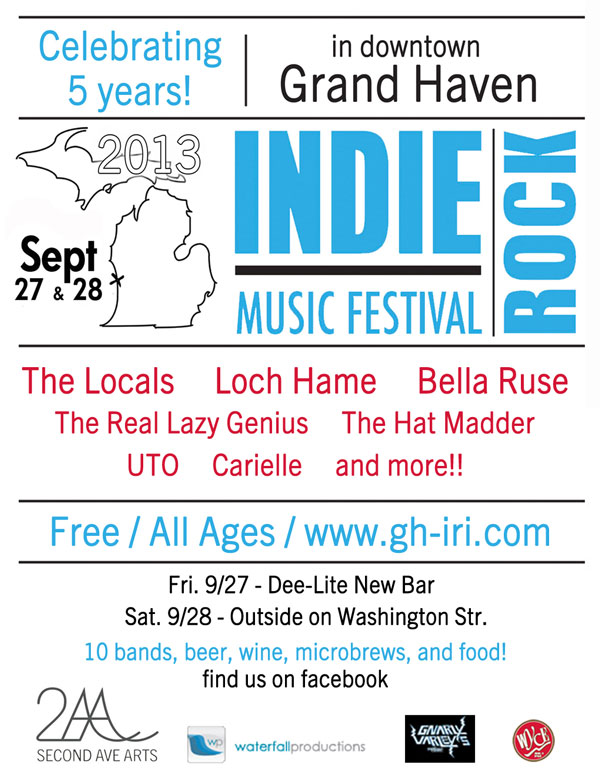 Grand Haven Indie Rock Music Festival